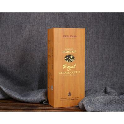 Cà phê Chồn Hoàng Gia( 200gam)