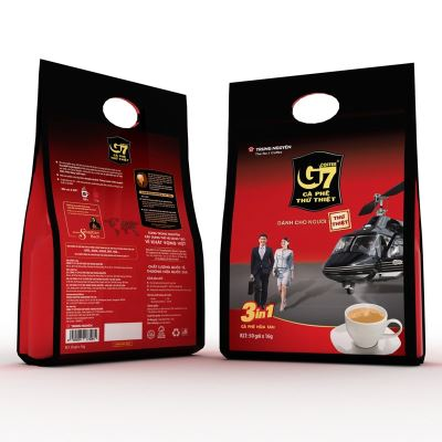 Cà phê G7 hòa tan 3in1-50 gói( Mới-Có TEM)