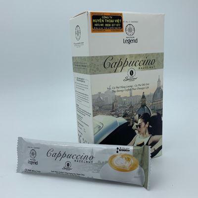 Cà phê G7 Cappuccino Hazelnut