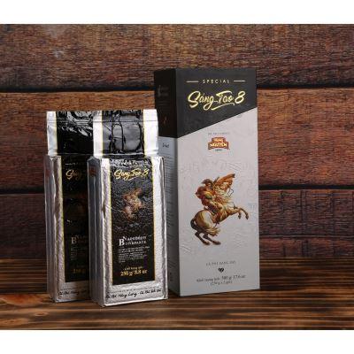 Hộp Cà phê Sáng tạo 8 500gam